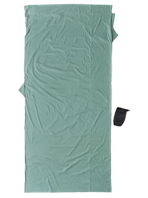 Cocoon TravelSheet - Fundas para sacos - Cotton XL verde